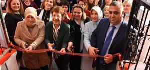 Türk Kadınlar Birliği Tarsus Şubesi hizmet binasına kavuştu