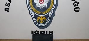 Iğdır'da hırsızlık olayı aydınlatıldı