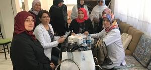 Kadınlara kanser taraması