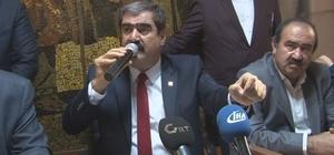 CHP İl Başkanı Sucu adaylığını açıkladı