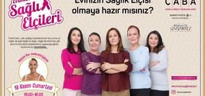 Fatma Şahin'den Evimizin Sağlık Elçileri projesine destek açıklaması