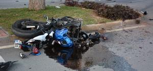 """""""Tek teker Arif"""" trafik kazasında hayatını kaybetti"""