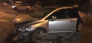 Kırıkkale'de trafik kazası: 7 yaralı