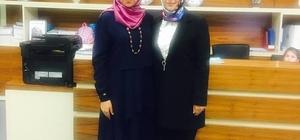 AK Parti Kadın Kolları Başkanlığına Ayşe Bilgiç atandı