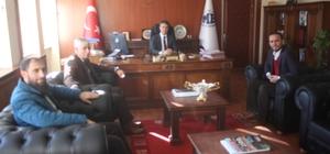 AGC'den Defterdar Tural'a ziyaret