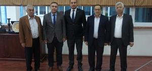 OSGEB Aydın Müdürü Ceyhan'dan Çondur'a hayırlı olsun ziyareti