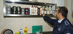 Nevşehir'de kafeteryalar denetlendi