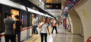 Narlıdere metrosu için dosya alan firma sayısı 30'a çıktı