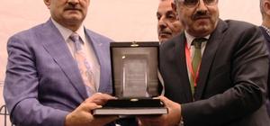 Erzurum Büyükşehir Belediyesi başarı ödülü aldı