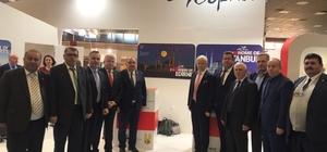 ETSO, Yunanistan'da Edirne'yi tanıttı