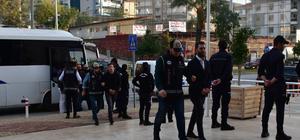 Antalya'daki suç örgütü operasyonu