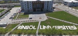Bingöl Üniversitesinin tabelası değişti