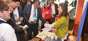 ETSO AB Bilgi Merkezi, Kış Turizmi Kongresinde stant açtı