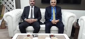 MHP İl Başkanı Avşar ziyaretlerine devam ediyor