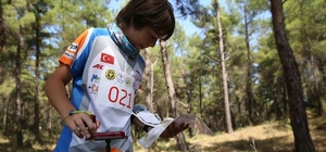 Urla Klazomenai Oryantiring Şampiyonasında geri sayım