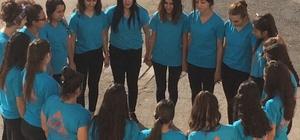 Atatürk Mesleki ve Teknik Anadolu Lisesi'nde 'mavi halka' etkinliği