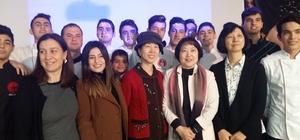 Aşçı adayları Kore yemek kültürünü öğrenecek