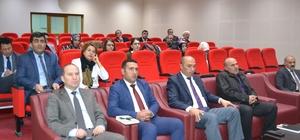 Aile ve Sosyal Politikalar İl Müdürlüğünde destek hizmetleri semineri