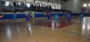Liselerarası Futsal İl Birinciliği devam ediyor