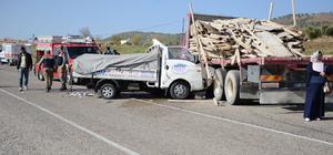 Kilis'te trafik kazası: 1 ölü