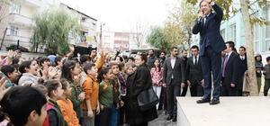 """Beyoğlu Belediye Başkanı Demircan: """"Okmeydanı'nda ilk kazmayı vuruyoruz"""""""