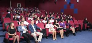 Dünya Prematüre Günü'nde aceleci bebekler doktorlarıyla buluştu
