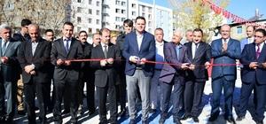 Doktor Hakan Yurtkuran parkı hizmete açıldı