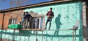 """Orman köyleri """"Murat Nehri Havzası Rehabilitasyon"""" projesiyle ısınıyor"""