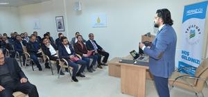 Yeşilyurt Belediyesi'nden hizmet içi eğitim semineri