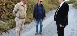 Söke Belediyesi yolu olmayan köy bırakmıyor