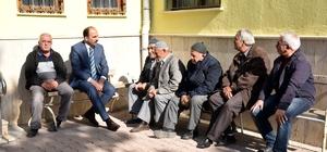 Başkan Altay, Cuma Buluşmaları kapsamında vatandaşlarla buluştu