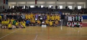 Okullar Arası Hentbol Müsabakaları sona erdi