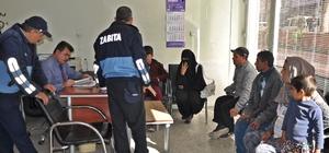 Gölbaşı Belediyesi zabıta ekiplerinden dilenci operasyonu