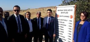 PKK'nın katlettiği 11 kişi törenle anıldı