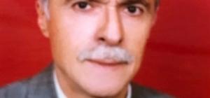 Emekli vali yardımcısı hayatını kaybetti