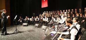 Efeler Belediyesi Türk Müziği Korosu mest etti