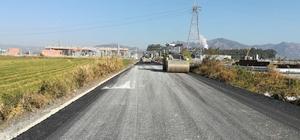 ydın'da sıcak asfalt çalışmalarında sona yaklaşıldı