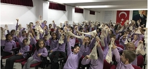 SUÇEP ile 130 öğrenci daha çevre bilinci eğitimi aldı