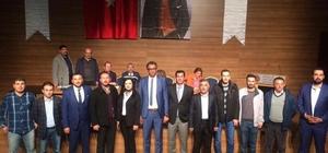 Türk Eğitim Sen Nevşehir Şubesinde görev dağılımı yapıldı