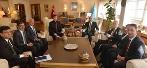 Erzincan da ki iki dev projenin yapımına başlanacak