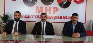 MATHAP'dan MHP İl Başkanı Avşar'a hayırlı olsun