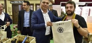 Başkan Uysal YAPEX'te