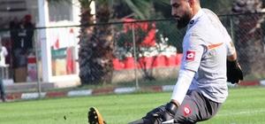 Adanaspor, Samsunspor maçı hazırlıklarını tamamladı