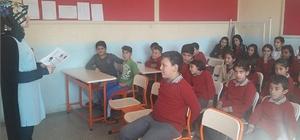 Tunceli'de 2 bin 860 öğrenciye sağlık okuryazarlığı eğitimi