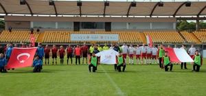 Uluslararası Parlamenterler Arası Futbol Turnuvası