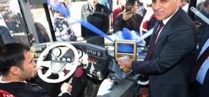 Van'da elektronik bilet dönemi başladı