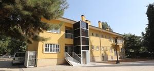 """Büyükşehir'e """"TCDD lojmanları restorasyonu"""" projesi ödülü"""