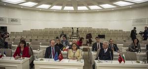 AB Türkiye Delegasyonu Başkanı Berger Gaziantep'te