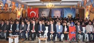 AK Parti Tepebaşı Gençlik Kollarında kongre heyecanı sona erdi