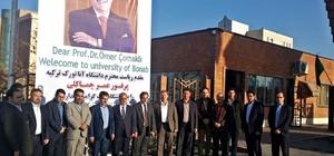 Atatürk Üniversitesi, Bonab ve Tebriz Üniversiteleri ile İşbirliği Anlaşması imzaladı